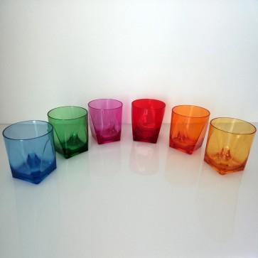 Bicchieri set 6pz - Tumbler
