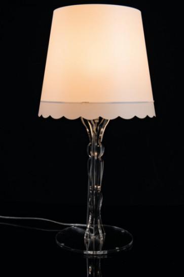 Lampada da Tavolo Piccola Neutra - Celine