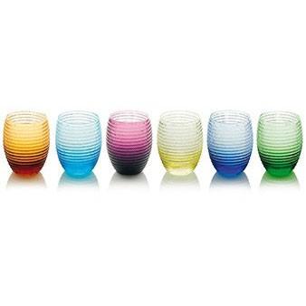Bicchieri acqua set 6pz - Helix