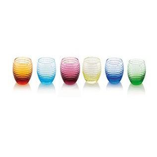 Bicchieri per liquori set 6pz - Helix