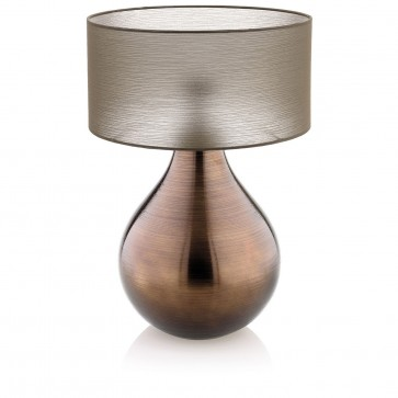 Lampada da tavolo Grande Ø 33 cm h 53 cm - Bombay