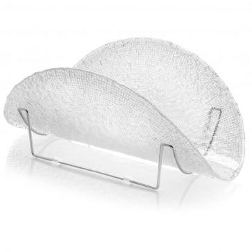 Porta riviste trasparente - Diamanté
