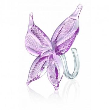 Fermacarte Farfalla - Mon Amour