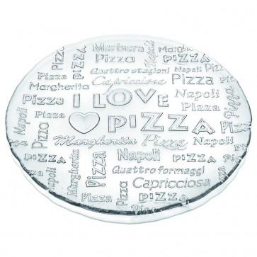 Piatto per pizza - I Love Pizza