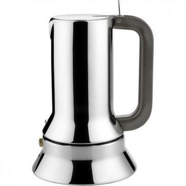 Caffettiera espresso in acciaio - Richard Sapper - 15cl - 3 Tazze
