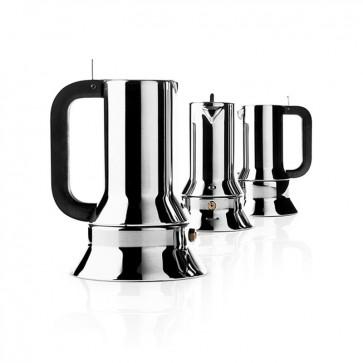 Caffettiera espresso in acciaio - Richard Sapper