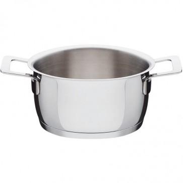 Casseruola a due manici in acciaio 16cm - Pots&Pans