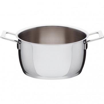 Casseruola a due manici in acciaio 20cm - Pots&Pans
