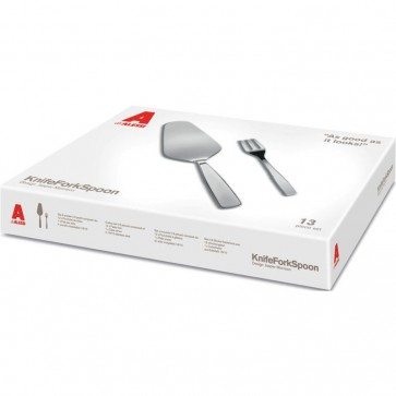 Pala torta con forchettine set 13pz - KnifeForkSpoon