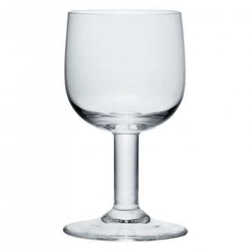 Calice in vetro cristallino set 4pz - Glass Family
