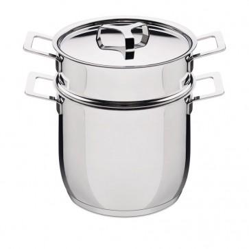 Pasta-set in acciaio - Pots&Pans