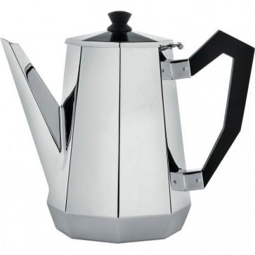 Caffettiera in acciaio - Ottagonale