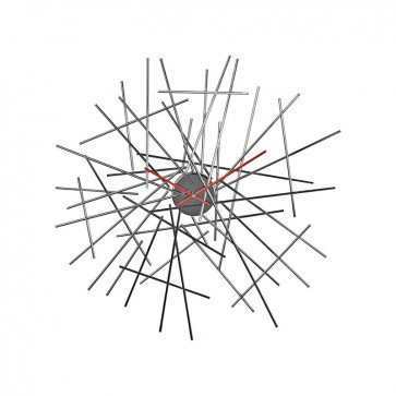 Orologio da parete in acciaio - Blow up