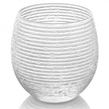 Bicchiere acqua set 6 pz Trasparente - Multicolor