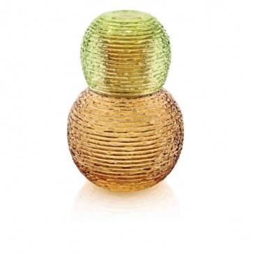 Set Notte - Bottiglia con bicchiere - Multicolor