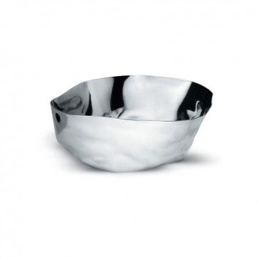 Insalatiera in acciaio - Enriqueta