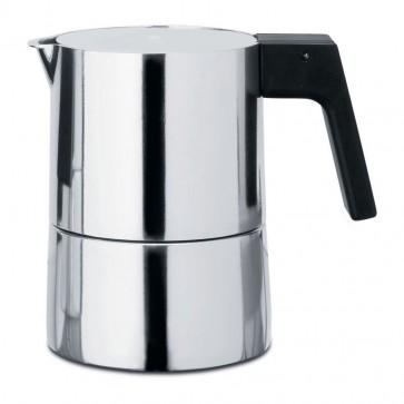 Caffettiera espresso in alluminio - Pina - 30cl - 6 Tazze
