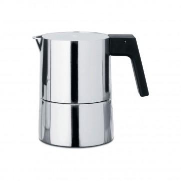 Caffettiera espresso in alluminio - Pina - 15cl - 3 Tazze