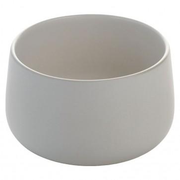 Coppette in ceramica set 4pz- Ovale